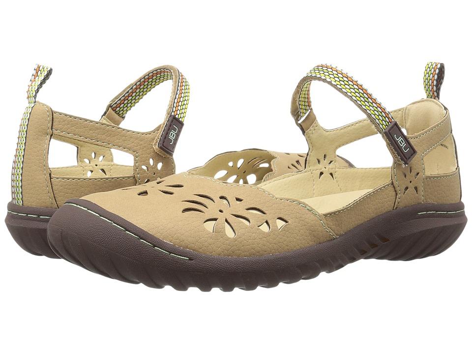 JBU - Deep Sea - Encore (Oatmeal) Women's Shoes