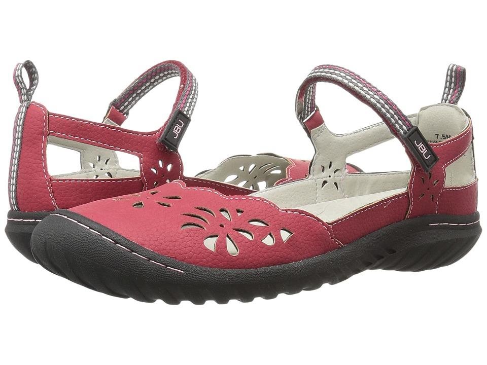 JBU - Deep Sea - Encore (Red) Women's Shoes