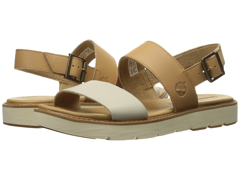 Timberland - Bailey Park Slingback (Medium Beige Full Grain) Women's Sandals