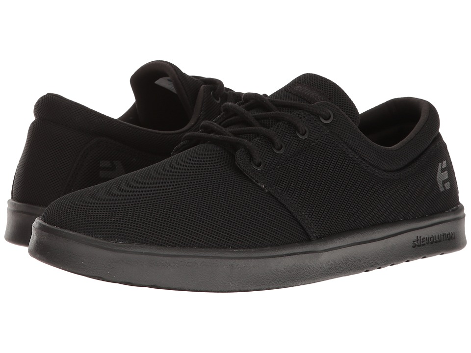 etnies Barrage SC (Black/Black/Black) Men