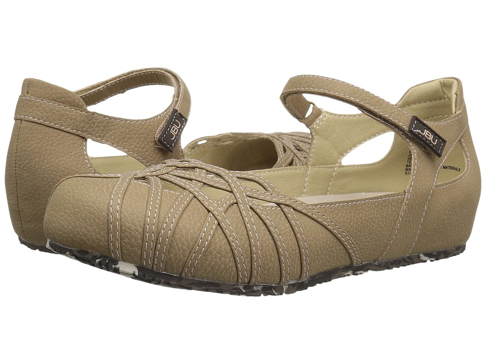 JBU - Dharma (Oatmeal) Women's Shoes