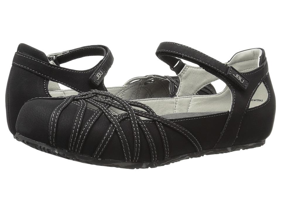 JBU - Dharma (Black) Women's Shoes