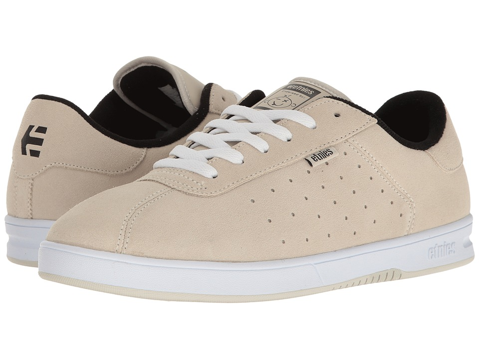 etnies The Scam (White) Men