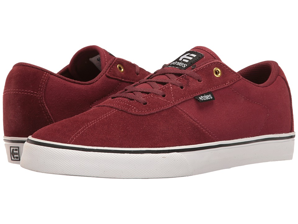 etnies Scam Vulc (Burgundy) Men