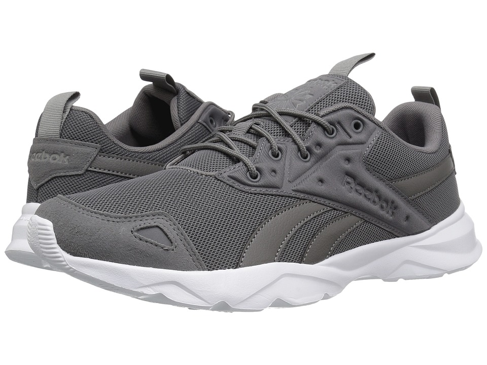 Reebok - Royal Blaze (Shark/Charcoal Solid Grey/White) Men's Shoes