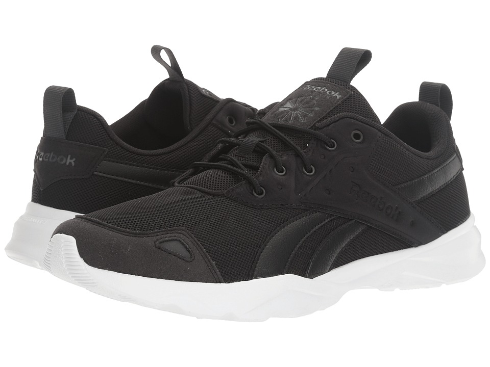 Reebok - Royal Blaze (Black/Gravel/White) Men's Shoes