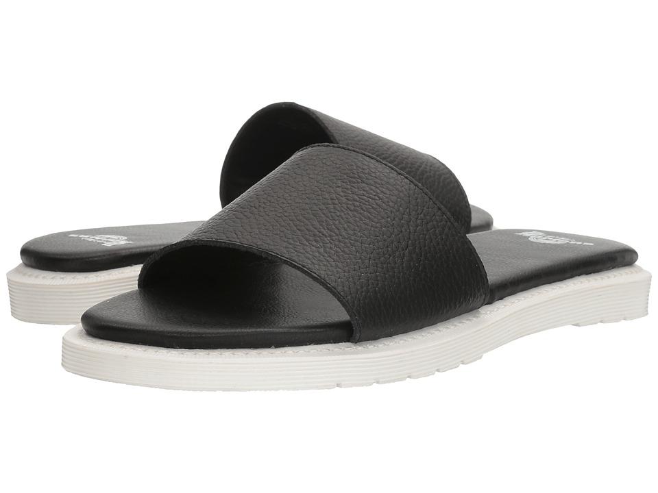 Dr. Martens - Cierra II (Black Pebble Lamper) Women's Sandals