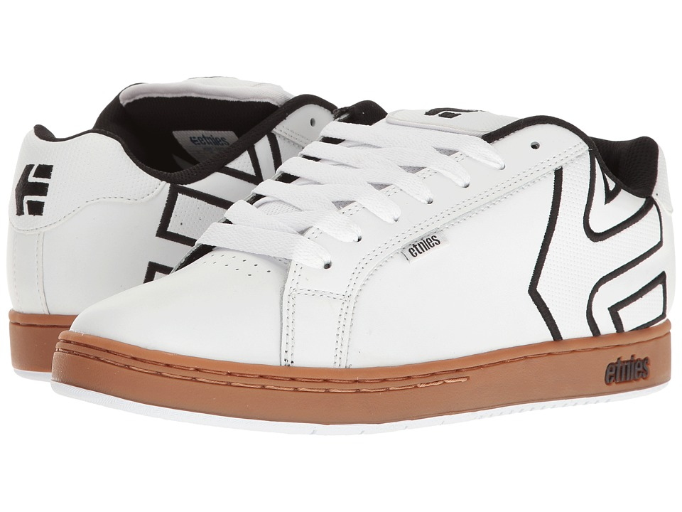 etnies Fader (White/Gum) Men