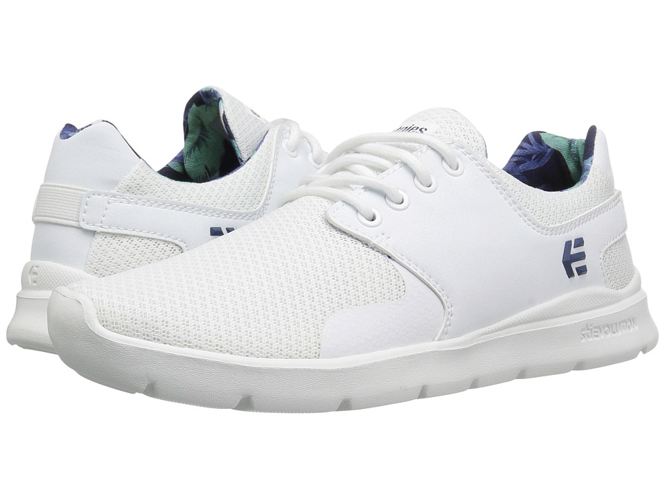 etnies - Scout XT (White) Women's Skate Shoes