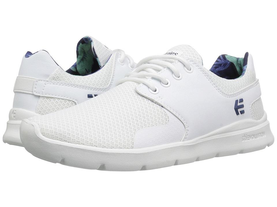 etnies - Scout XT (White) Women's Skate Shoes