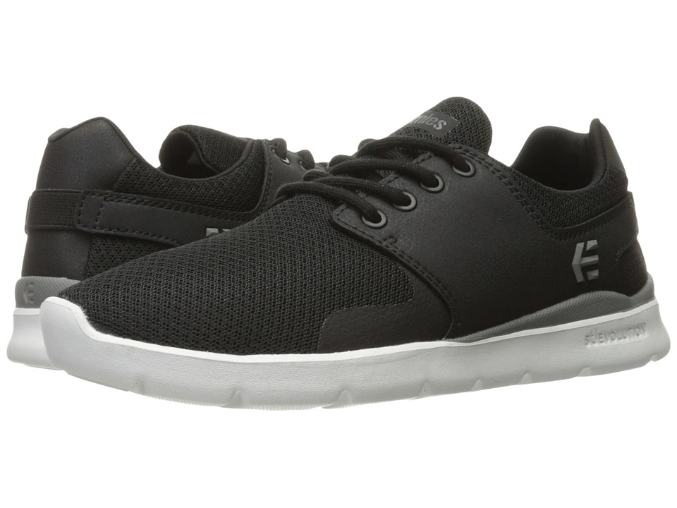 etnies - Scout XT (Black/White/Grey) Women's Skate Shoes