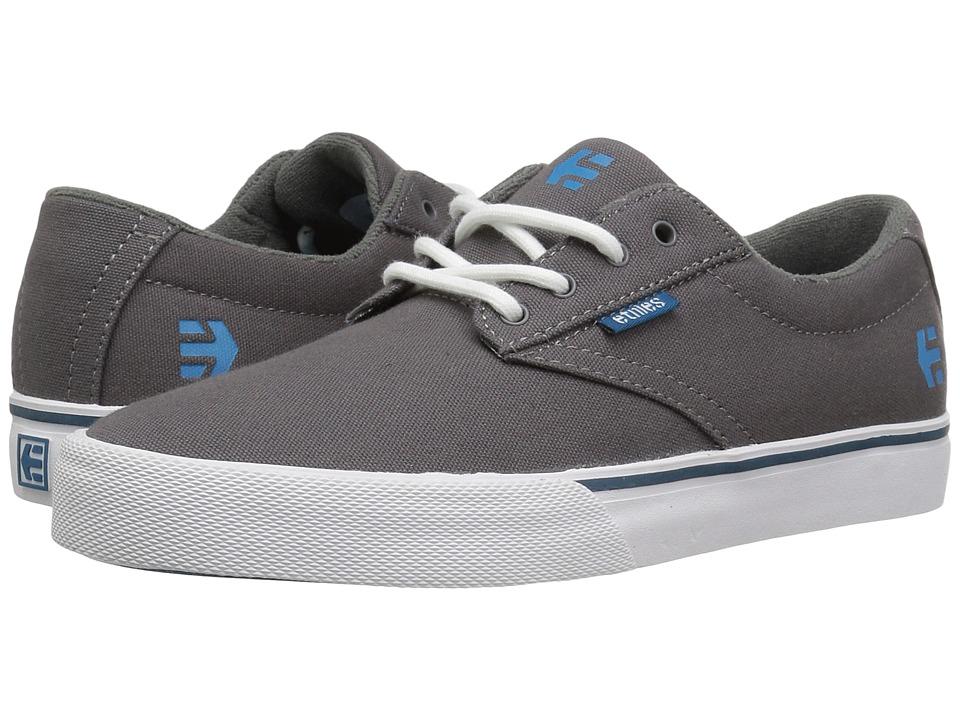 etnies - Jameson Vulc (Grey) Women's Skate Shoes