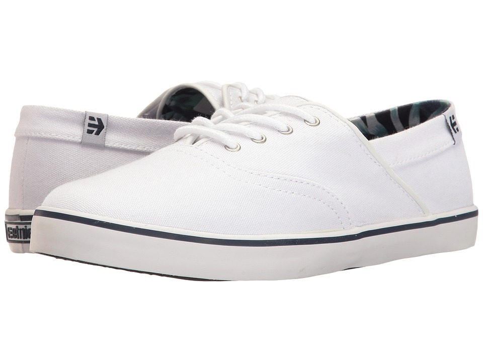 etnies Corby W (White) Women's Skate Shoes