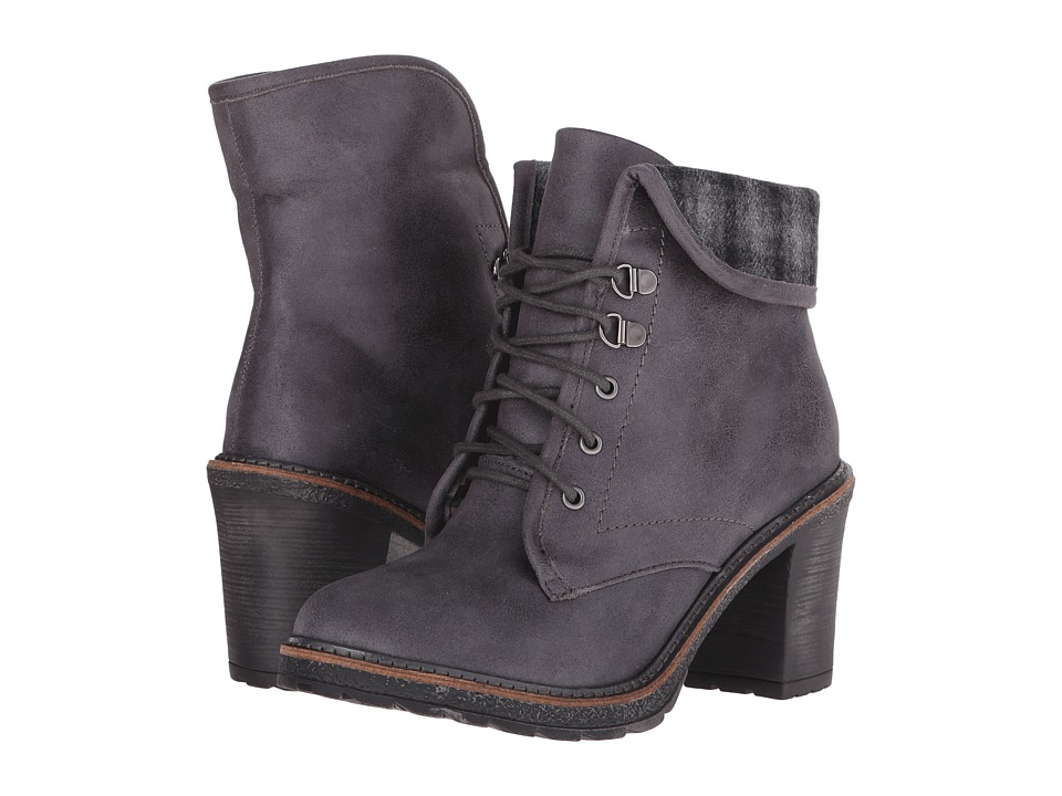 White Mountain - Jay Jay (Charcoal Distressed) Women's Shoes