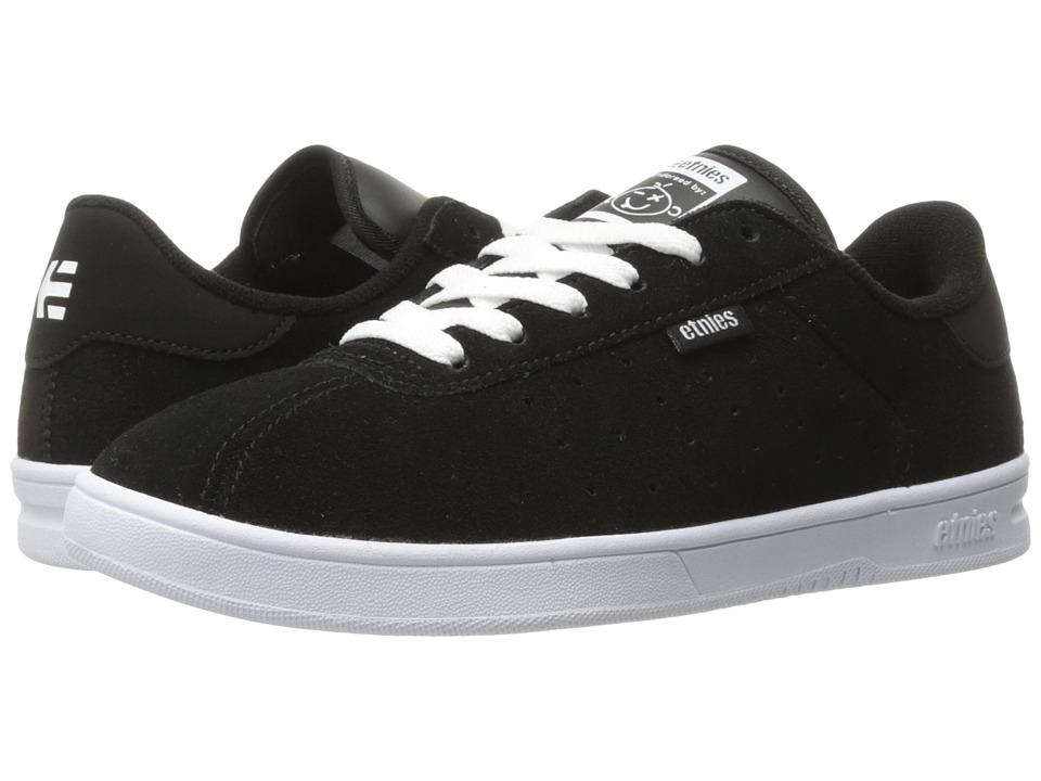 etnies The Scam (Black/White) Women