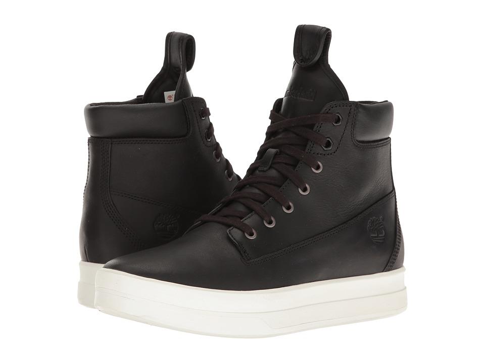 Timberland Mayliss 6 Boot (Black Full Grain) Women