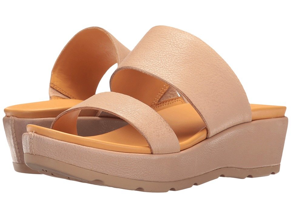 Kork-Ease - Kane (Natural Full Grain) Women's Sandals