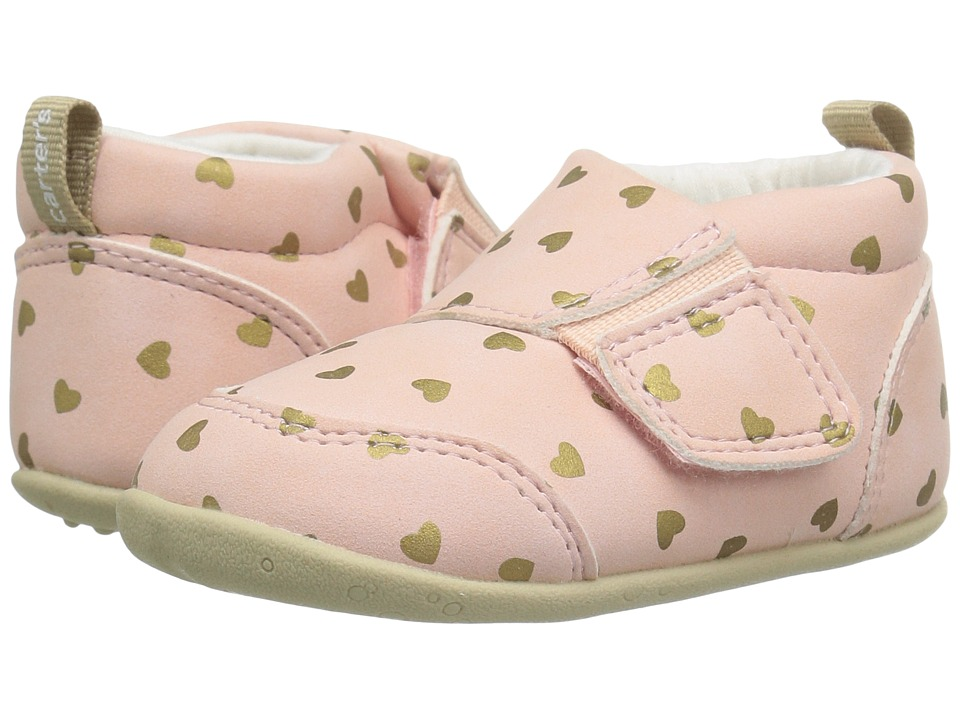 Carters - Alex SG (Infant/Toddler) (Pink) Girl's Shoes