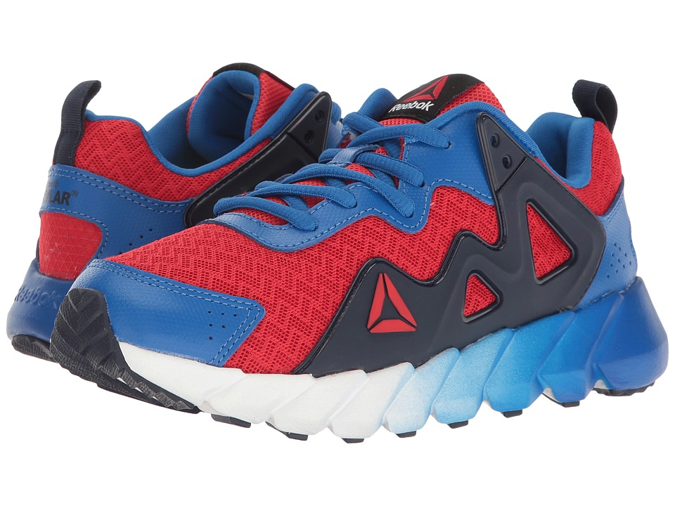 Reebok Kids - Exocage Athletic II (Big Kid) (Primal Red/Awesome Blue/Collegiate Navy) Boys Shoes