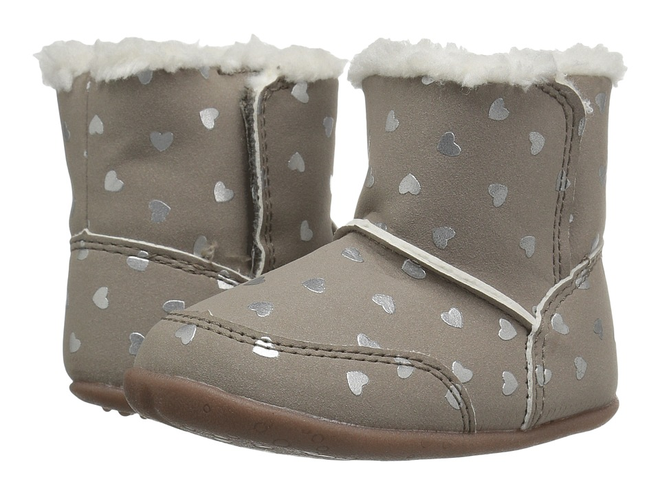 Carters - Bucket 2 SG (Infant/Toddler) (Brown) Girl's Shoes