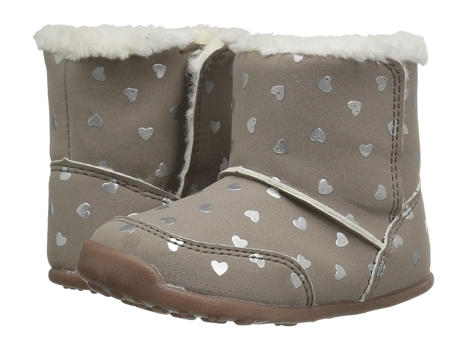 Carters - Bucket 2 WG (Toddler) (Brown) Girl's Shoes