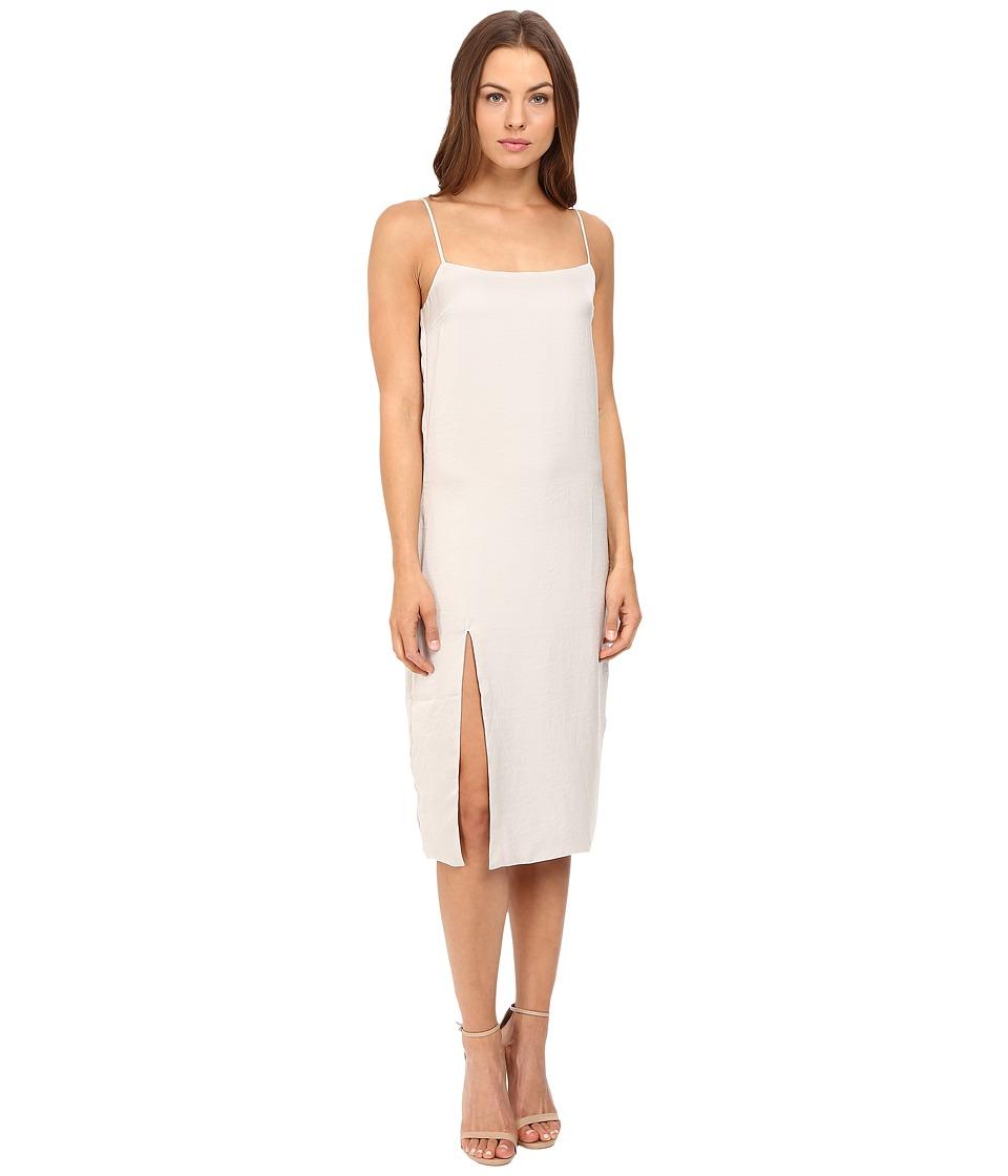 Capulet - Midi Slip Dress (Oyster) Women's Dress