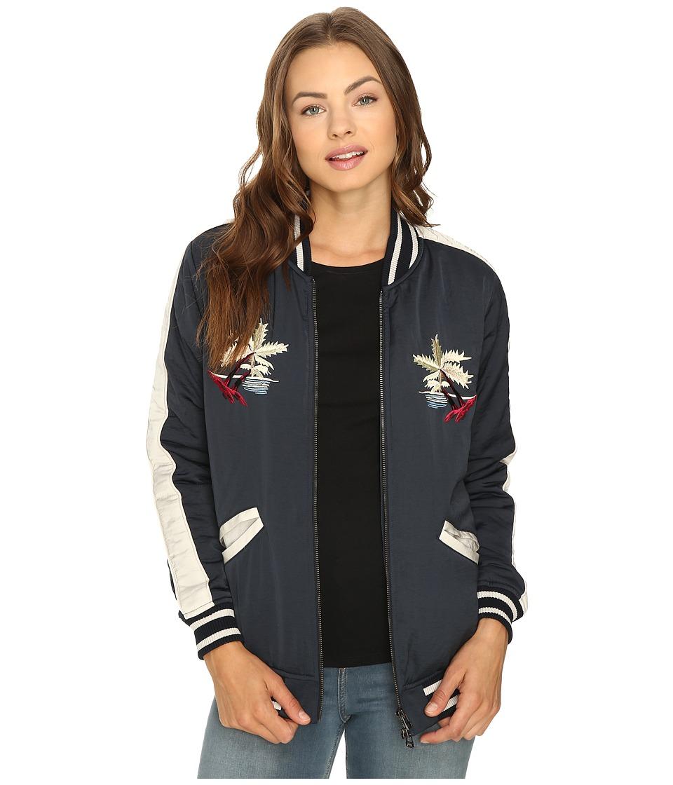 Capulet - Mai Tai Souvenir Jacket (Navy) Women's Coat