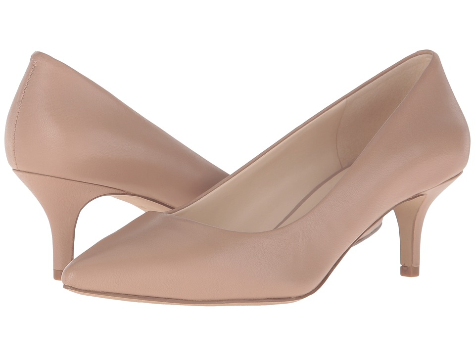 Nine West - Xana (Taupe Leather) Women's Shoes