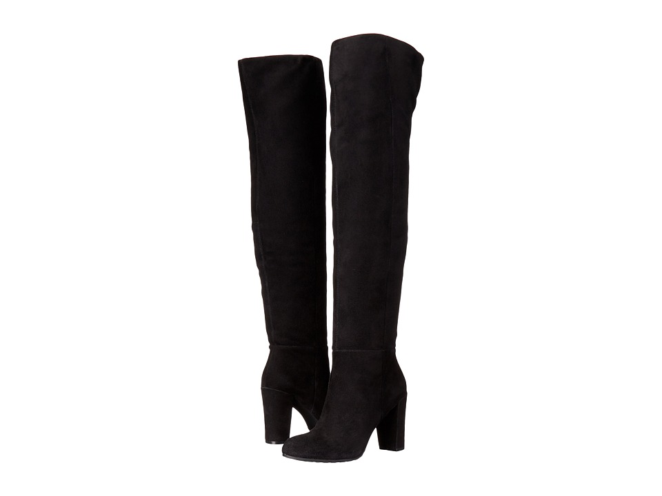 Nine West - Snowfall (Black Suede) Women