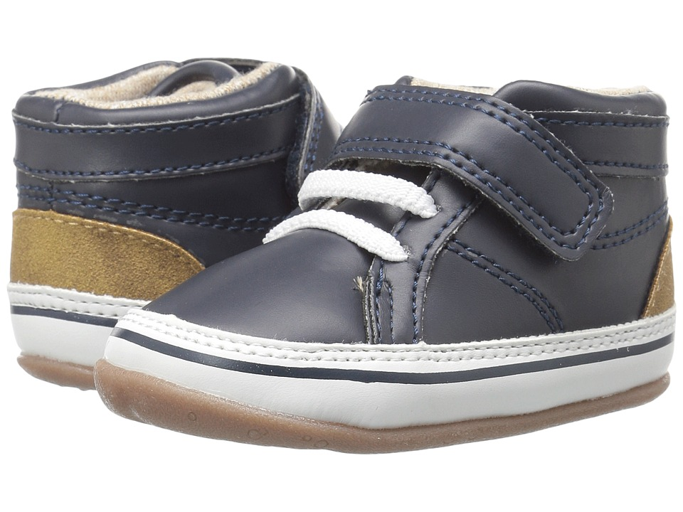 Carters - Eli SB (Infant/Toddler) (Navy/Khaki) Boy's Shoes