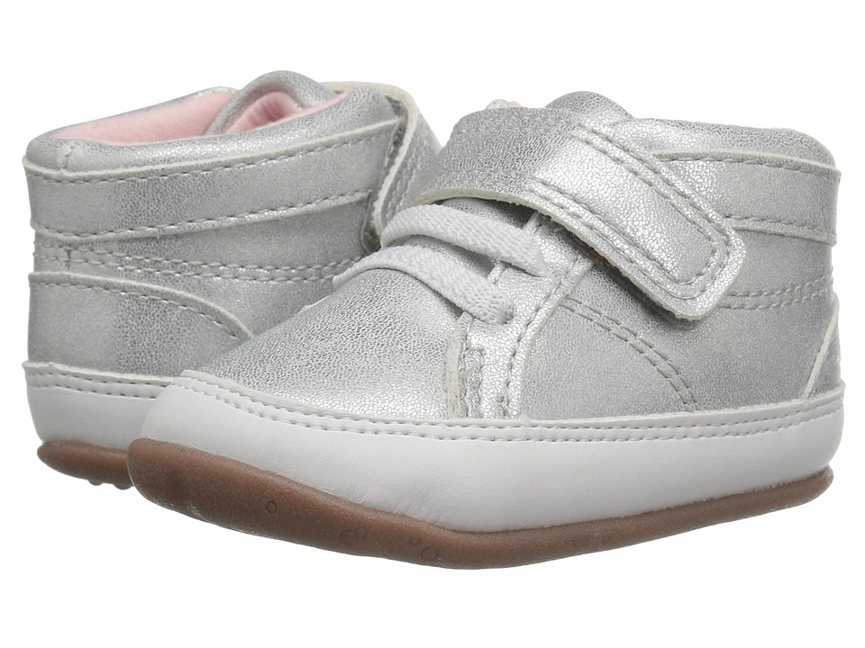 Carters - Eli SG (Toddler) (Silver) Girl's Shoes