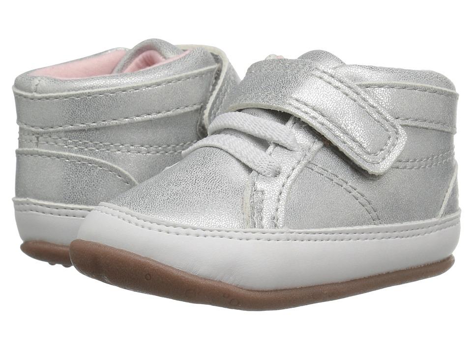 Carters - Eli SG (Toddler) (Silver) Girl's Shoes
