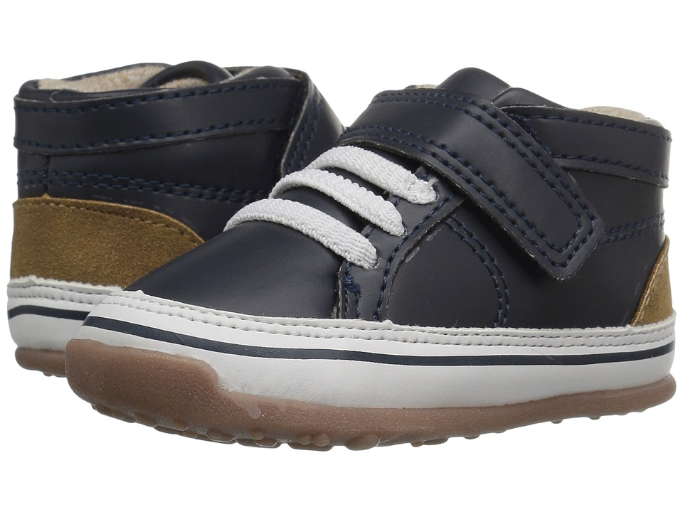 Carters - Eli WB (Toddler) (Navy/Khaki) Boy's Shoes
