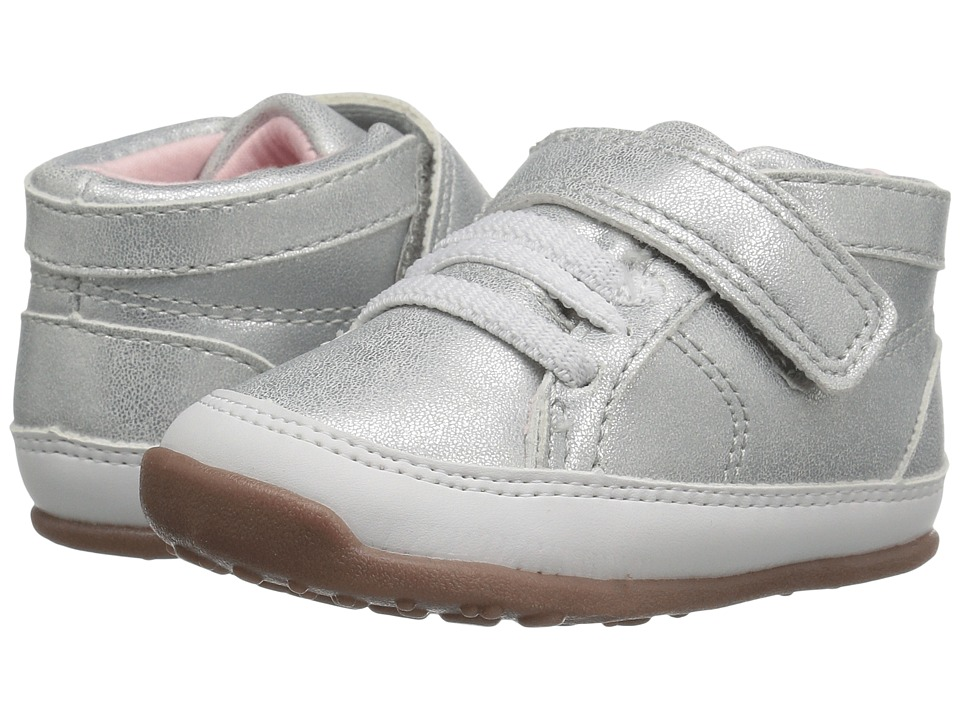 Carters - Eli WG (Toddler) (Silver) Girl's Shoes