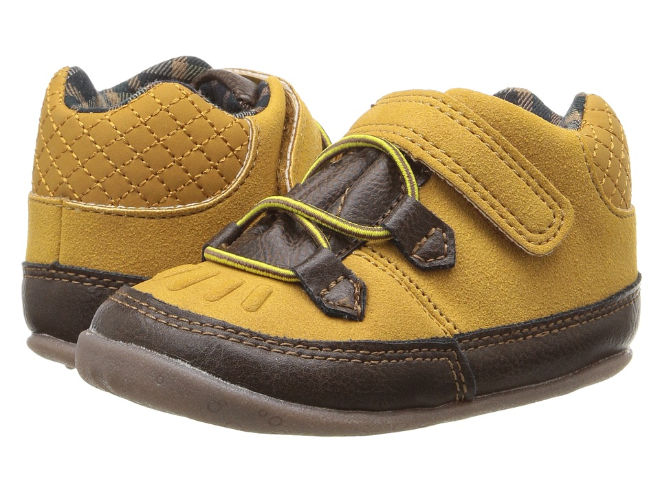 Carters - Hunter SB (Infant/Toddler) (Khaki/Brown) Boy's Shoes