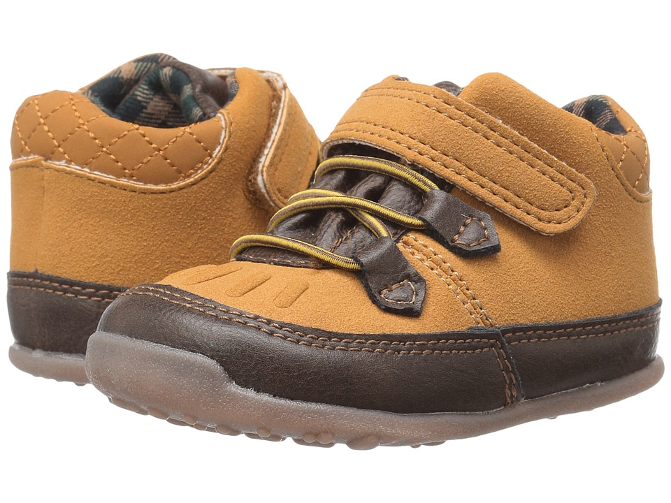 Carters - Hunter WB (Toddler) (Khaki/Brown) Boy's Shoes