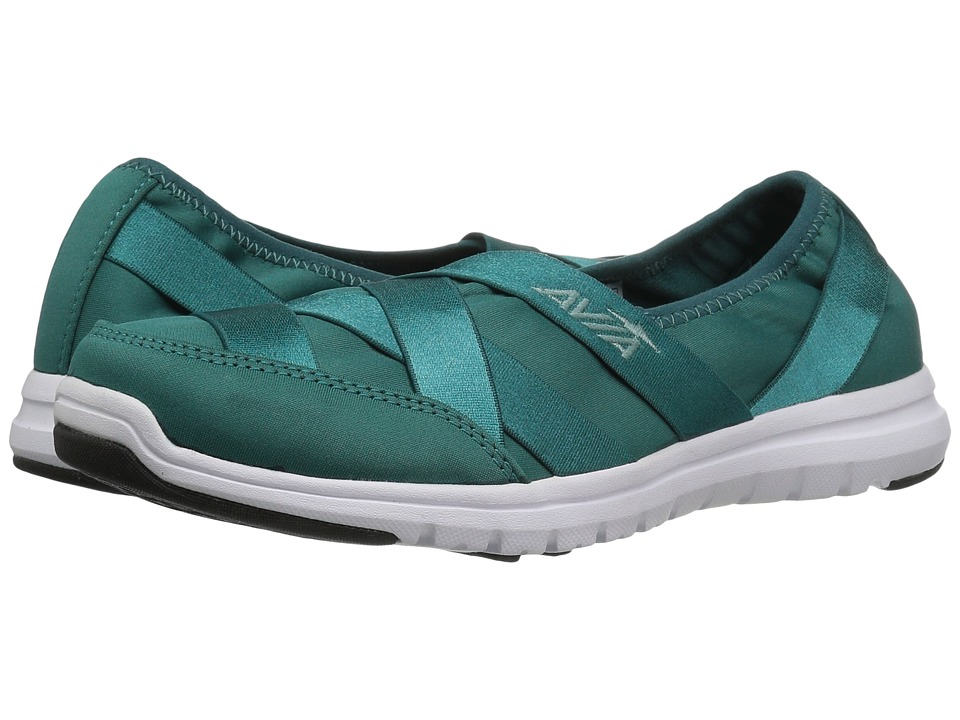 Avia Avi-Aura (Deep Teal/Celadon Dusk/White) Women