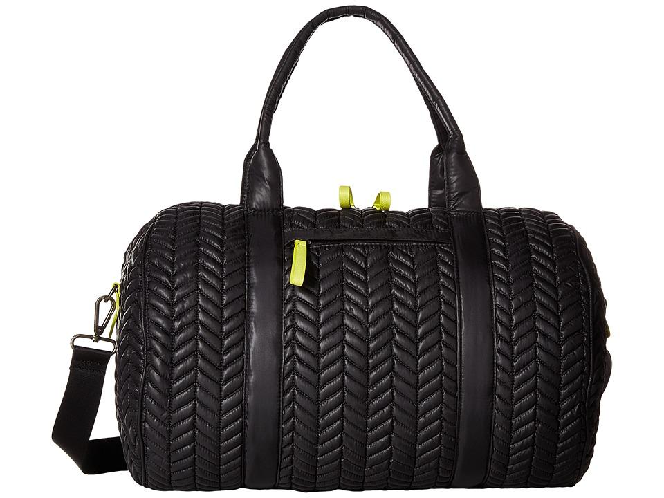 Steve Madden - Bpakker Duffel (Black/Citron Puller) Duffel Bags