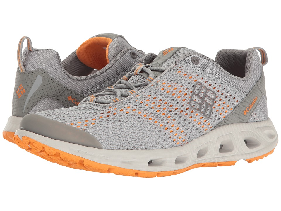 Columbia - Drainmakertm III (Columbia Grey/Orange Blast) Men's Shoes