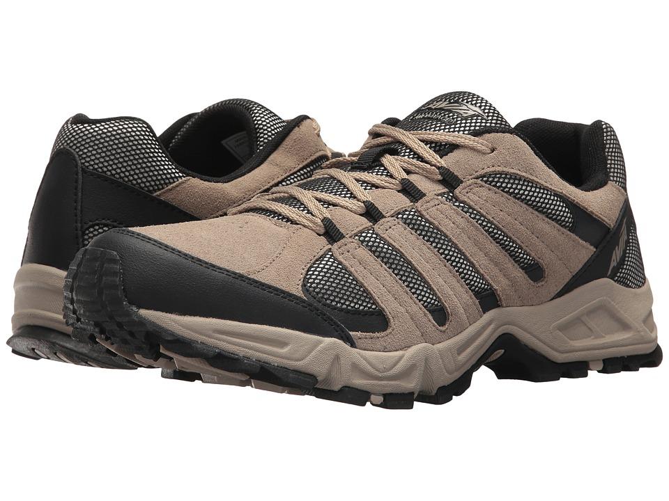 Avia - Avi-Voyage (Stone Taupe/Black/Penguin Grey) Men's Shoes