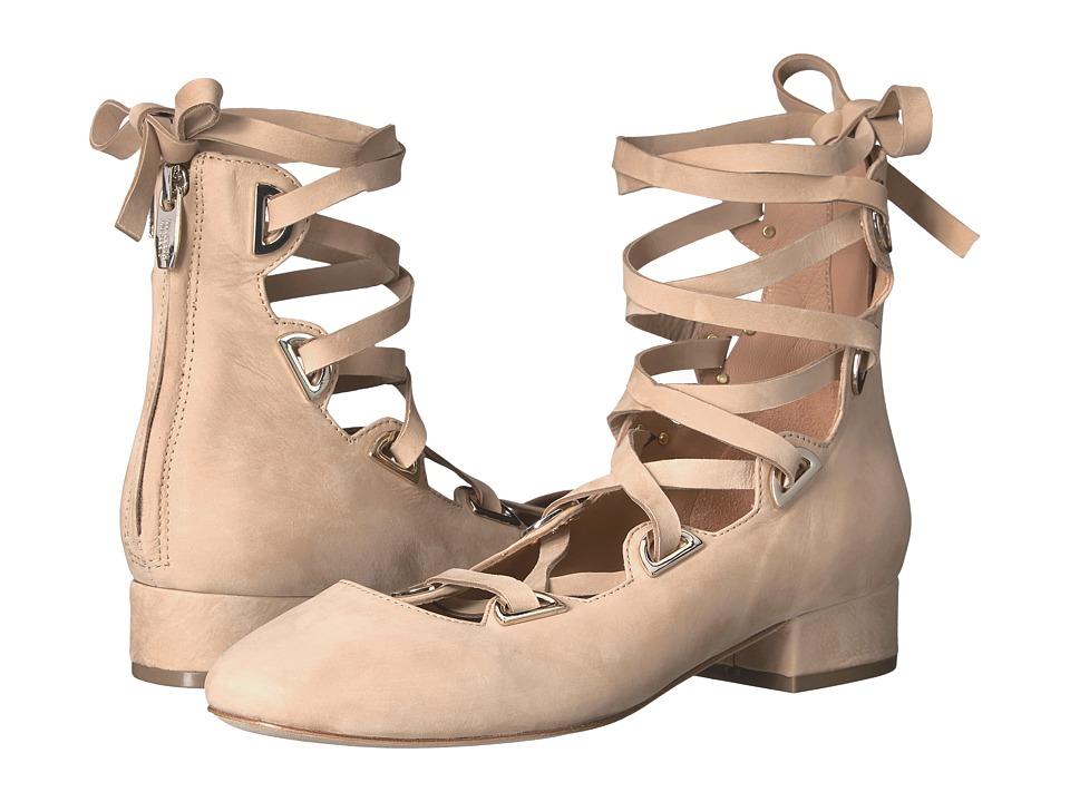 Sigerson Morrison - Hea (Ecru Velvet) Women's Shoes