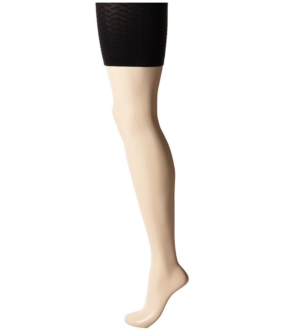 Falke - Cellulite Control Panty (Black) Hose