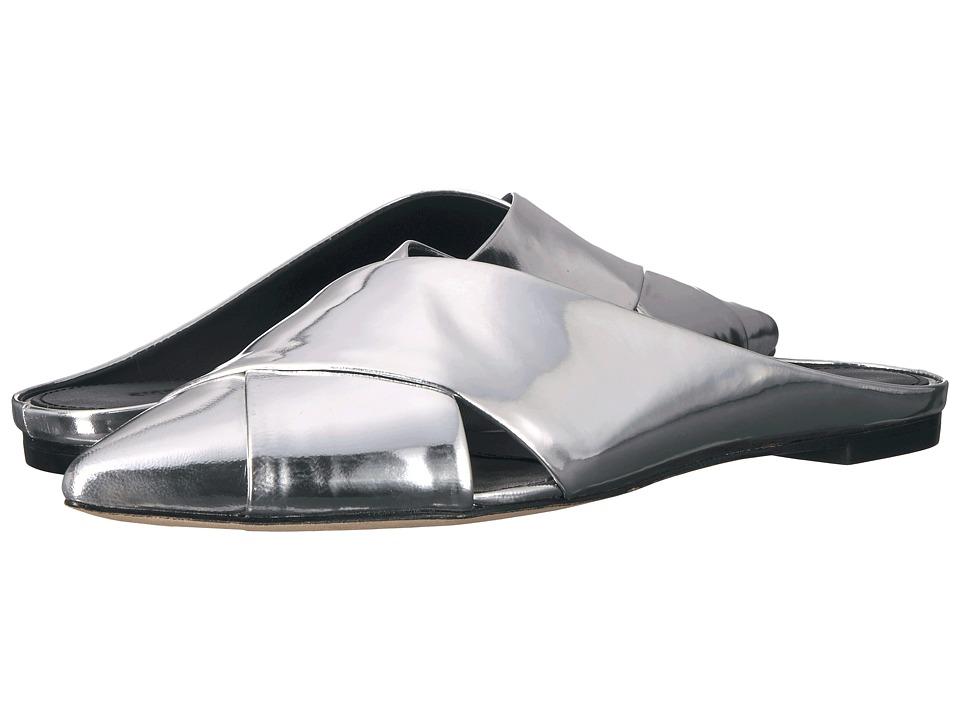 Sigerson Morrison - Sheldon (Silver Specchio Mirror Leather) Women's Shoes