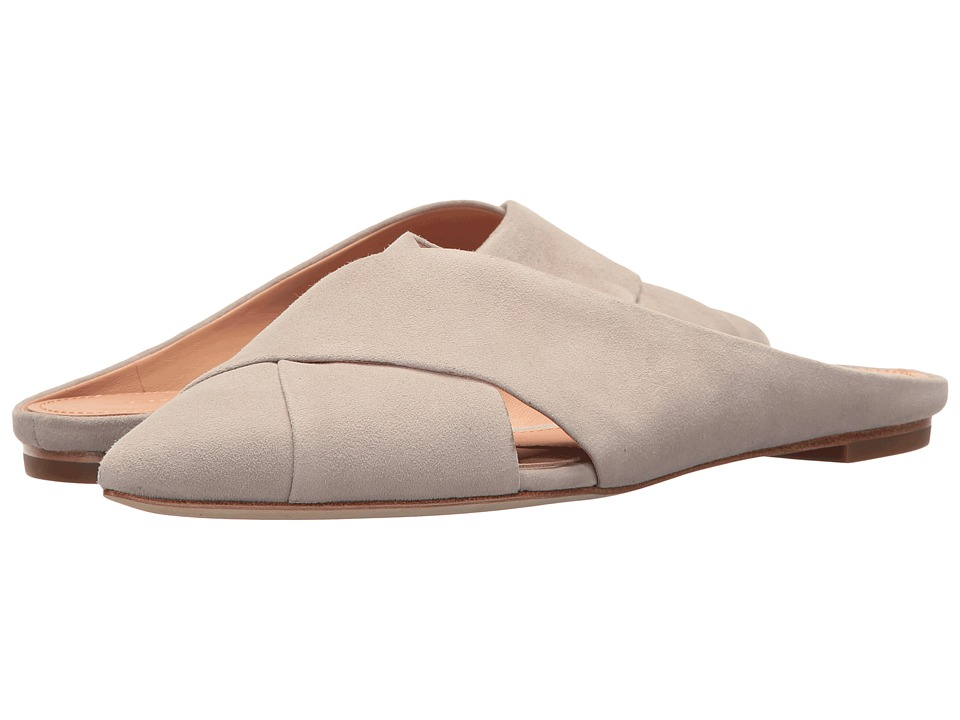 Sigerson Morrison - Sheldon (Taupe Kid Suede) Women's Shoes
