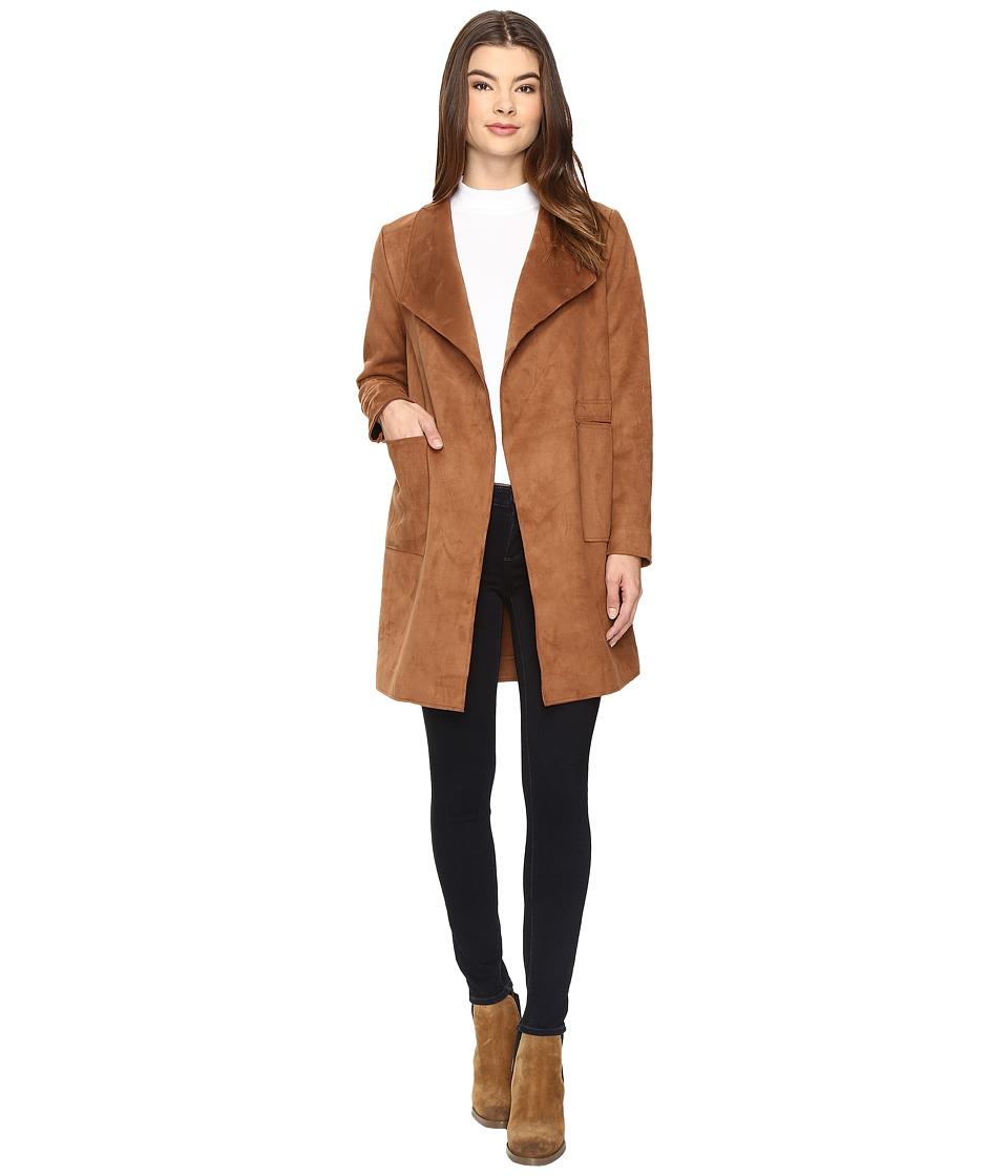 Brigitte Bailey - Sonnet Coat (Brown) Women's Coat
