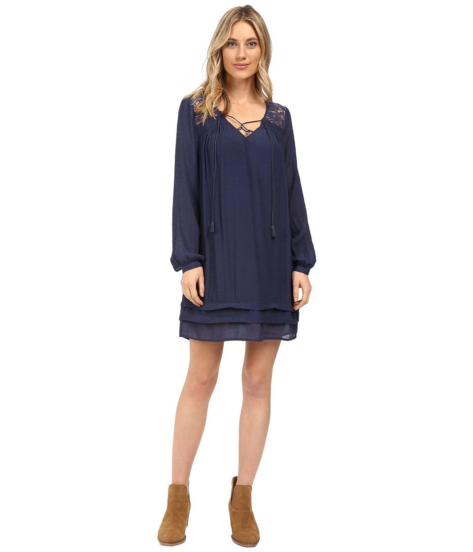 Brigitte Bailey Sigrid Long Sleeve Dress