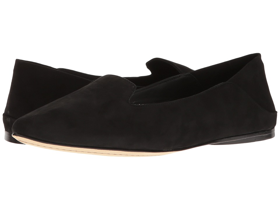 Sigerson Morrison - Valentine (Black Kid Suede) Women's Shoes