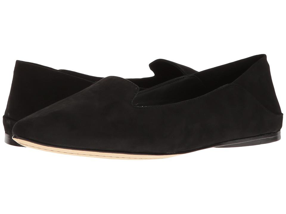 Sigerson Morrison - Valentine (Black Kid Suede) Women's Shoes