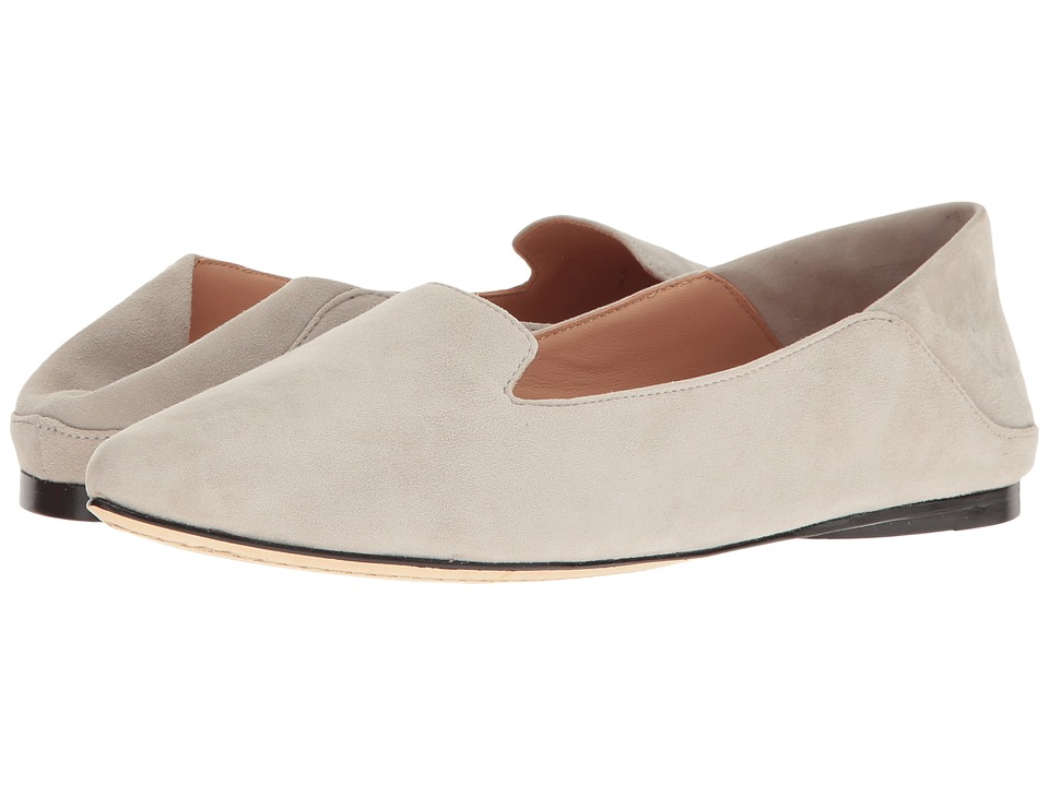 Sigerson Morrison - Valentine (Taupe Kid Suede) Women's Shoes