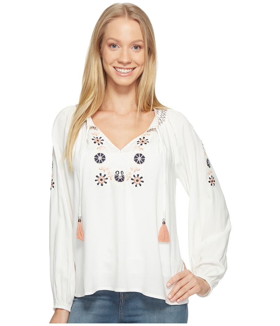 Sanctuary - Freya Boho Blouse (Muslin) Women's Blouse
